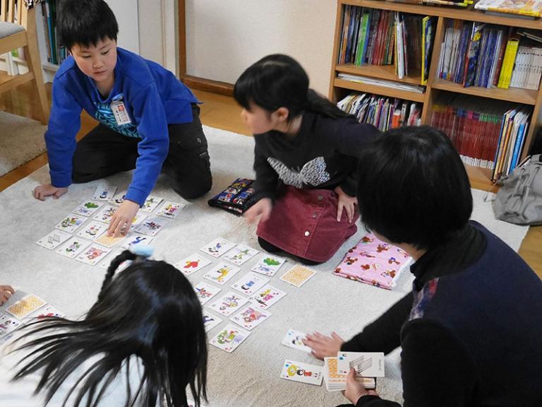 小学生 カードゲーム